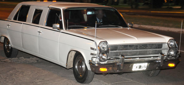 Auto Rambler 1971 Limusina