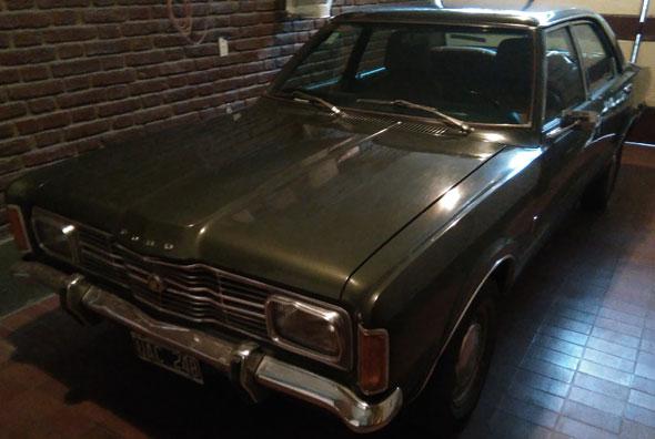 Auto Ford Taunus L
