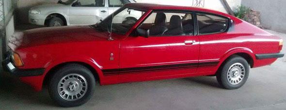 Auto Ford Taunus SP 1983
