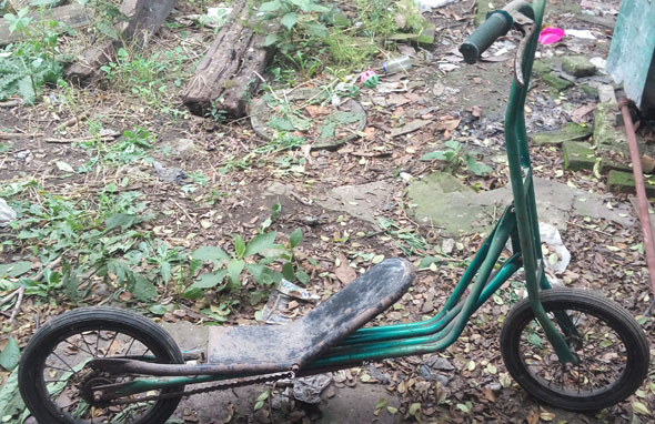 Bicicleta Pedalciclo