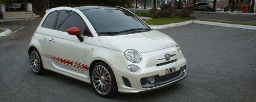 Car Fiat 500 Abarth 595 160 Hp