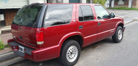 Chevrolet Blazer Executive Usd 13000 En88463
