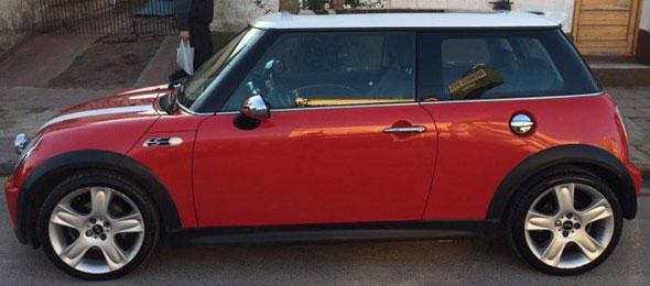 Car Mini Cooper S