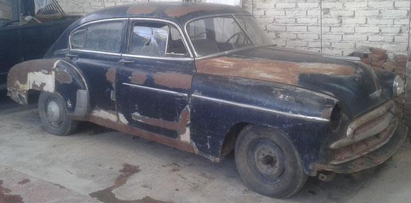 Auto Chevrolet 1949
