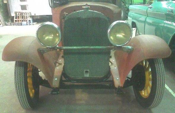 Car Plymouth 1928