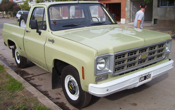 Auto Chevrolet Pick Up C10
