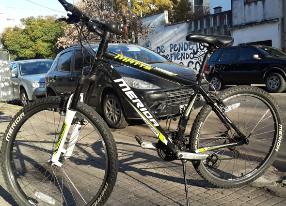Bicicleta Merida Matts 40