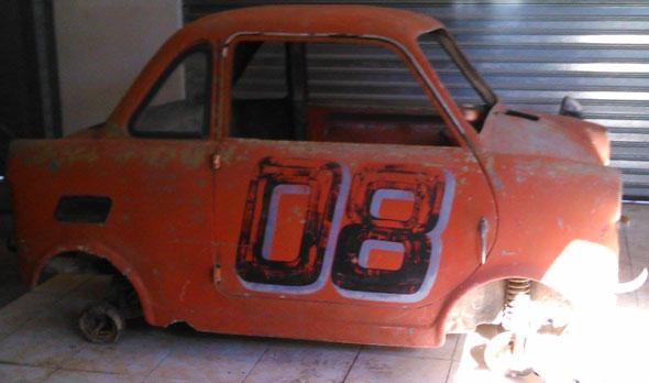 Car Dinard D200 1960