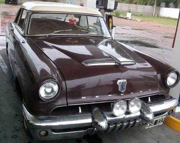 Auto Mercury 1952