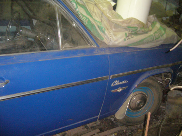 Auto Rambler Classic 1965