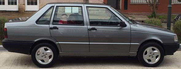 Car Fiat Duna S 1.4