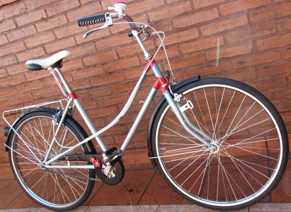Bike Rodado 24 Paseo