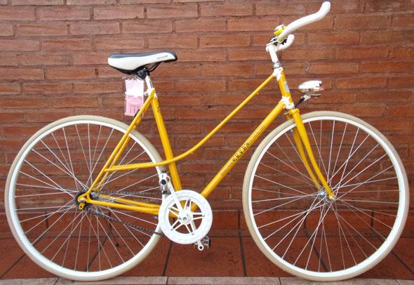 Bicicleta Estilo Fixie 28 Contrapedal