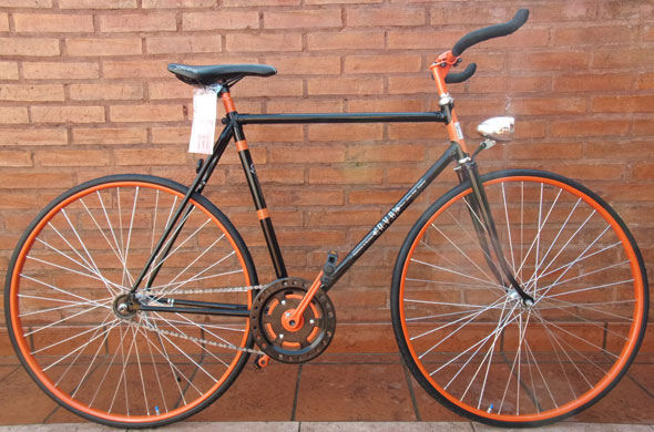 Bike Contrapedal Estilo Fixie 28