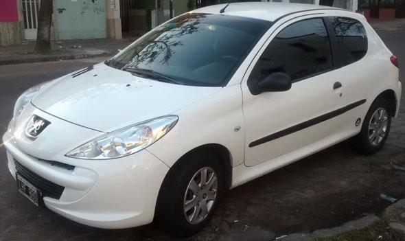 Auto Peugeot 2012