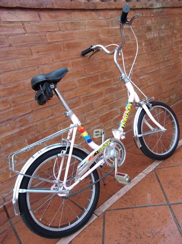 Bicicleta Plegable R16 Fiorenza