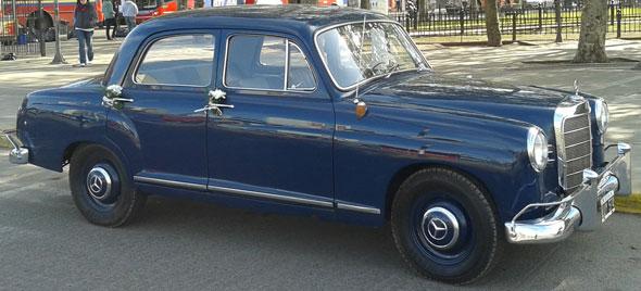 Auto Mercedes Benz 180 DC