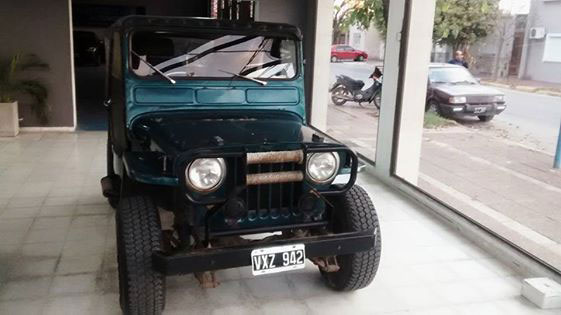 Auto Willys Willys