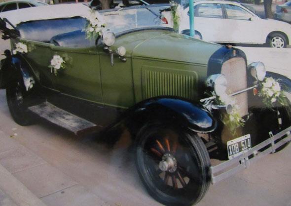 Car Whippet 1930