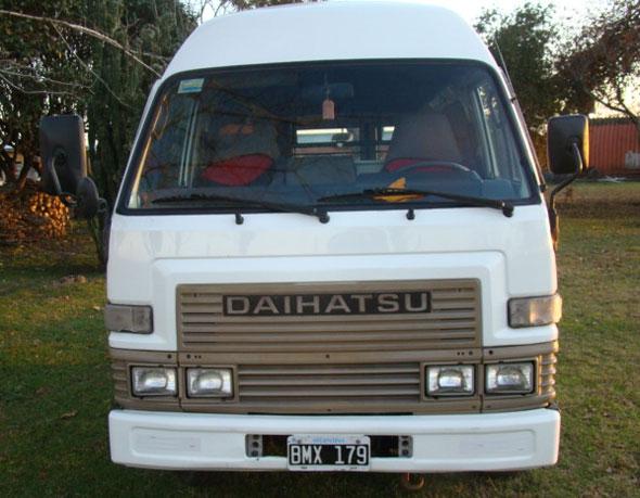 Auto Daihatsu Delta