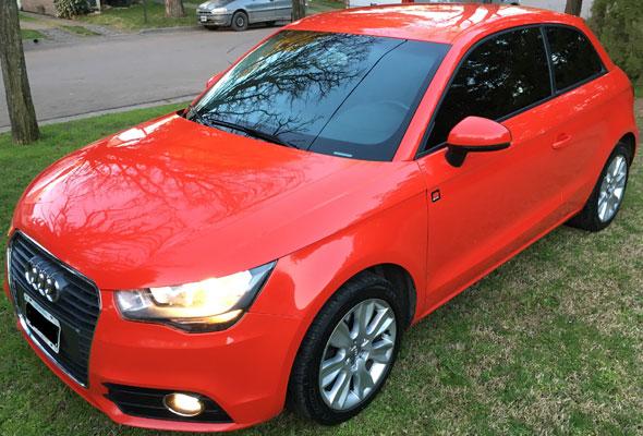 Car Audi A1