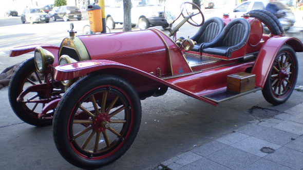 Auto Studebaker Gran Six