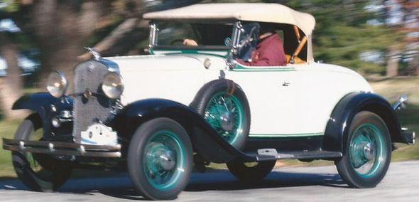 Car Chevrolet 1930