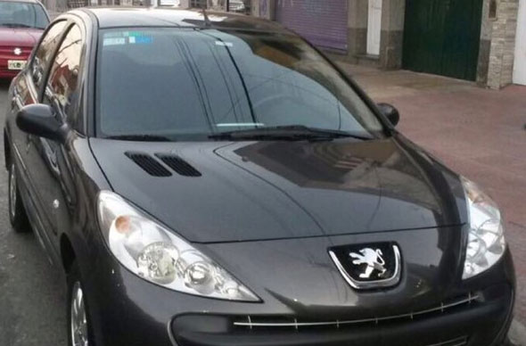 Car Peugeot 207 Allure XS