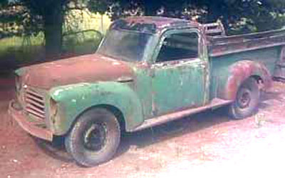 Auto Adelmo Pick Up 1959