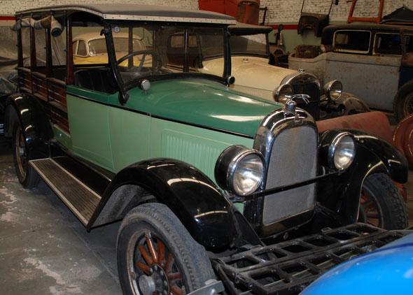 Car Whippet 1926