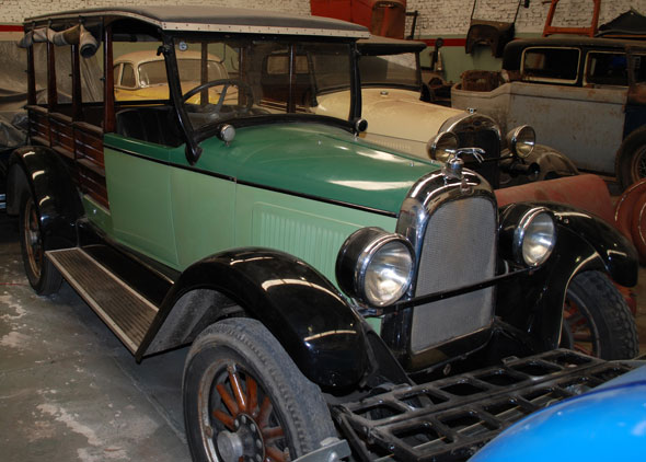 Auto Whippet 1926