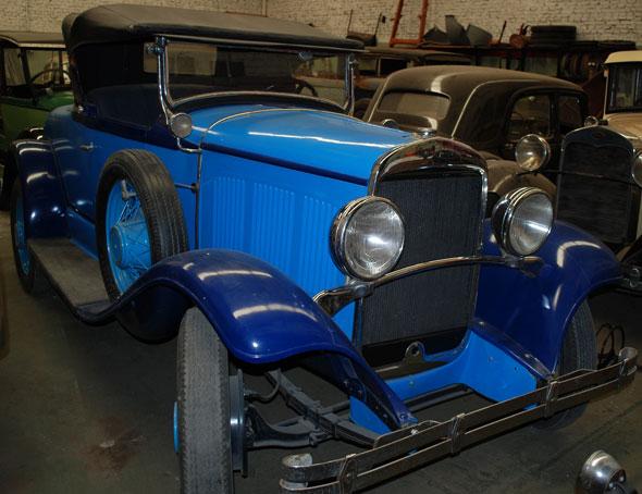 Car De Soto 1929
