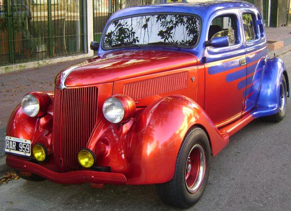 Car Ford 1936