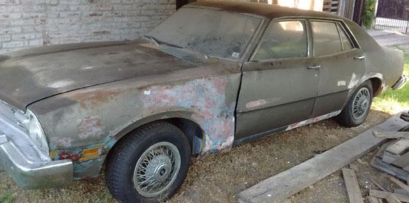 Car Ford Maverick