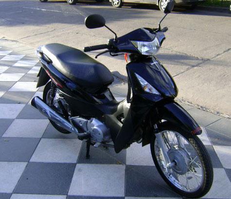 Car Honda Biz