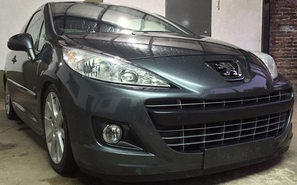 Auto Peugeot 207 GTI