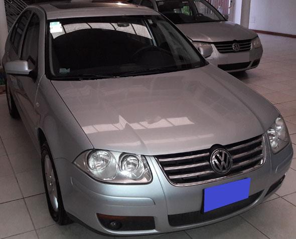 Car Volkswagen Bora 2008