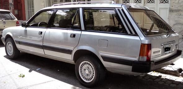 Car Peugeot 505 Familiar SR