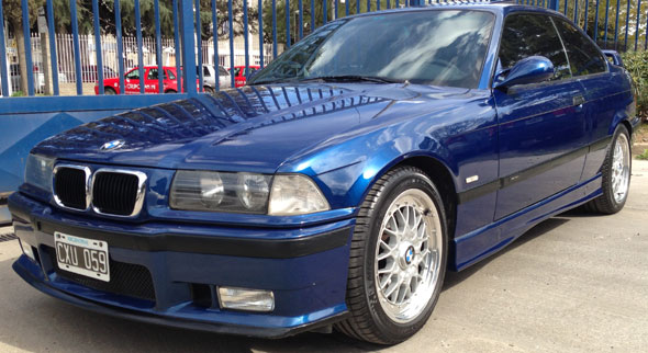 Car BMW 328i Clubsport