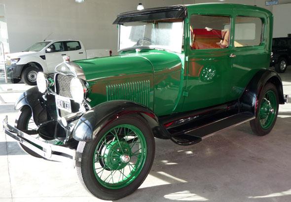 Auto Ford A Tudor 1927
