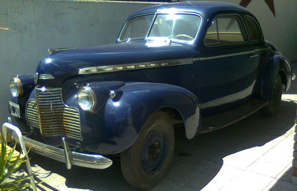 Car Chevrolet 1940