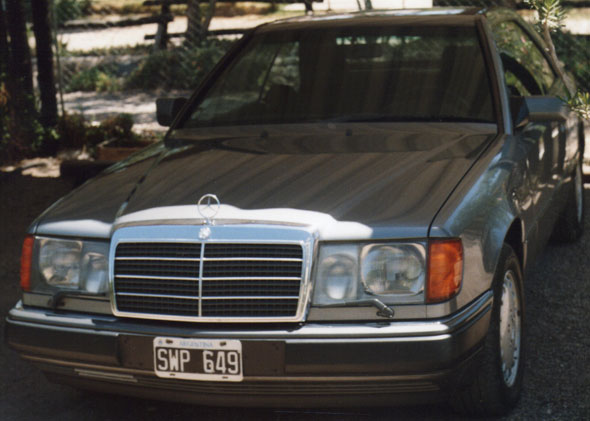 Car Mercedes Benz 300 CE 24