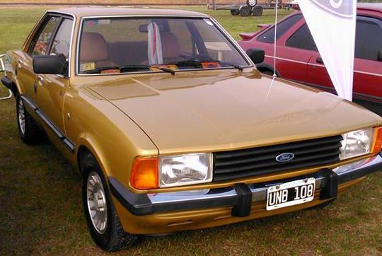 Auto Ford Taunus