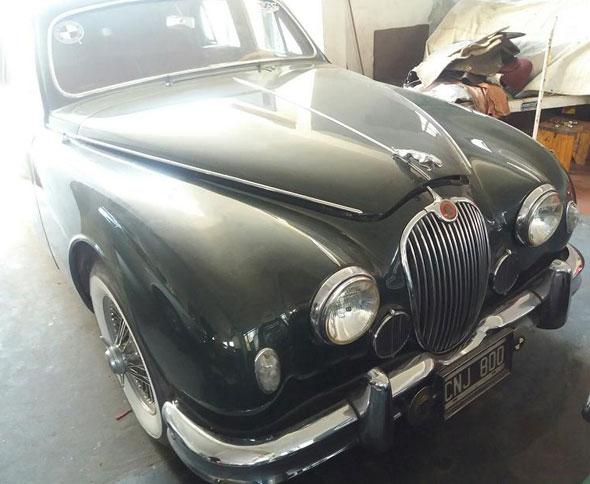 Auto Jaguar MK 1