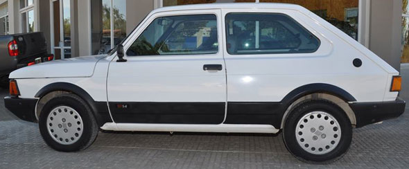 Car Fiat Spazio TR