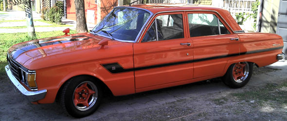 Auto Ford Falcon Sprint