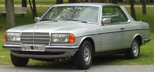 Car Mercedes Benz CE230