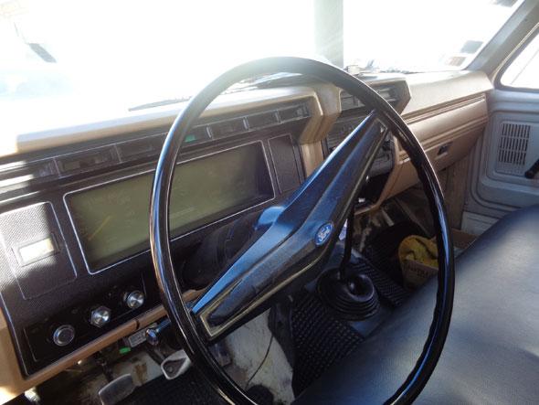 Car Ford F 350