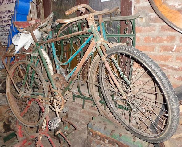 Bicicleta Amstrong 1940