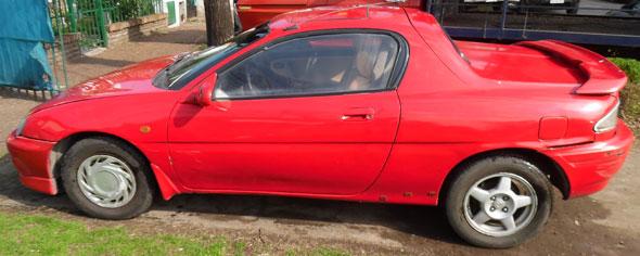 Car Mazda MX